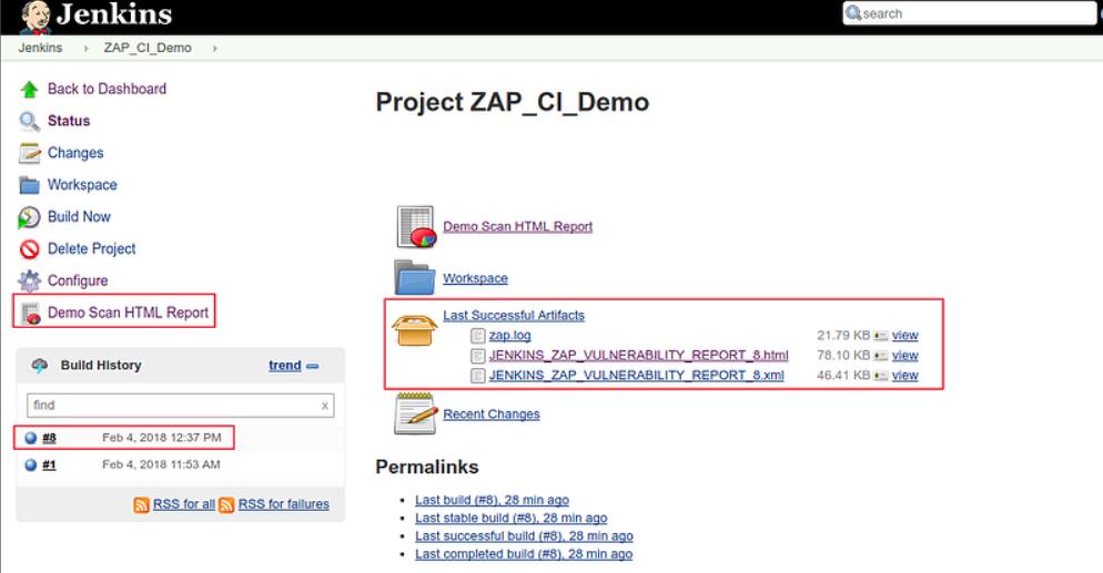 Integrating OWASP ZAP in DevSecOps Pipeline - BreachLock